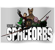 SpaceOrbs Poster