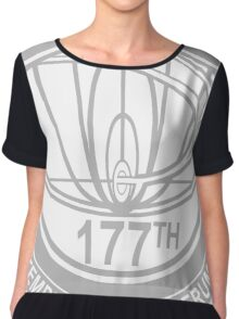 John titor time traveler machine Chiffon Top
