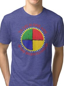 Talking Heads - Speaking In Tongues Tri-blend T-Shirt