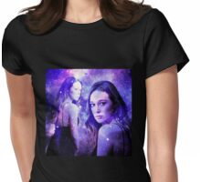 Alycia Debnam-Carey Womens Fitted T-Shirt