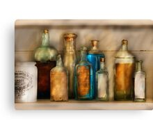Pharmacy - Medicine Canvas Print