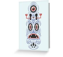 Cover Your Senses Greeting Card