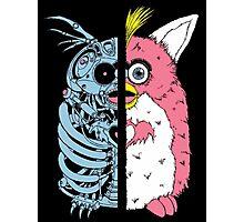 Furby - Terminator Evil Furby Photographic Print