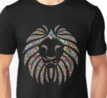 Big Cat T-shirt - Lion Stickers Unisex T-Shirt