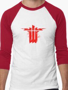 Wolfenstein The New Order  Men's Baseball ¾ T-Shirt