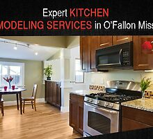 Expert kitchen remodeling services in O'Fallon Missouri by tlshome