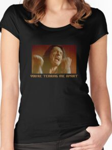 The Room - Movie T-Shirt Women's Fitted Scoop T-Shirt