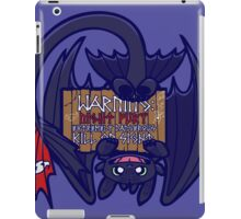 Extremely Dangerous iPad Case/Skin