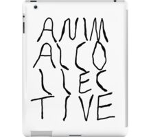 Animal Collective Logo iPad Case/Skin