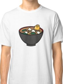 Gudetama Soup Bath Classic T-Shirt