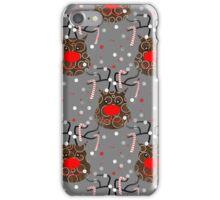 Funny Reindeer iPhone Case/Skin