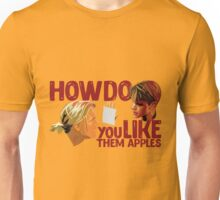 Good Will Hunting - Apple Unisex T-Shirt