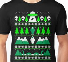 Paranormal Christmas Unisex T-Shirt