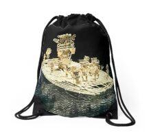 Colombia - Bogota - El Dorado Raft Drawstring Bag