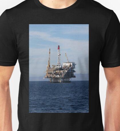 Oil Rig Unisex T-Shirt