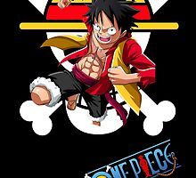 Luffy by Jimaki
