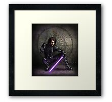 Sword of the Jedi Framed Print