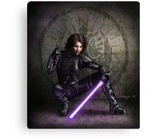 Sword of the Jedi Canvas Print