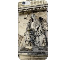 Land Victory - Le Pont des Invalides - Paris iPhone Case/Skin