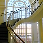 Staircase -1    ^ by ctheworld