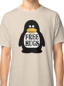 Hugs the Penguin Classic T-Shirt
