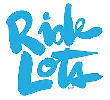 Ride Lots by finnllow