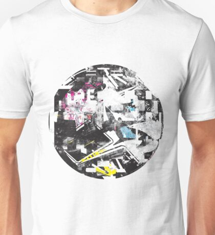 Air / Traffic / Control & The Sky  Unisex T-Shirt