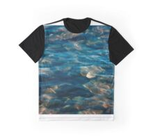 light and colors sea floor Graphic T-Shirt