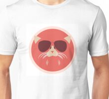 Cat With a Side of Cat Unisex T-Shirt