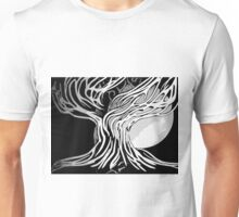 Witch Tree Moon 2016 Unisex T-Shirt