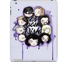 As You Wish 2.0 iPad Case/Skin