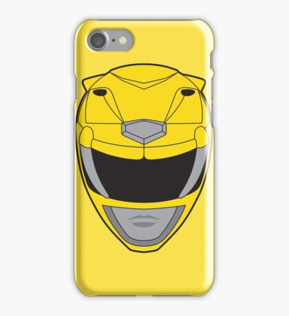 Yellow Ranger / Tiger Ranger iPhone Case/Skin