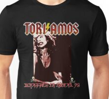 Tori Amos Wrapped in Metal Unisex T-Shirt