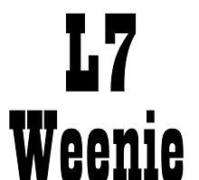 L7 WEENIE by Divertions