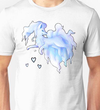Alola Ninetails  Unisex T-Shirt