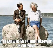 When Mad Men Met Einstein by vaness