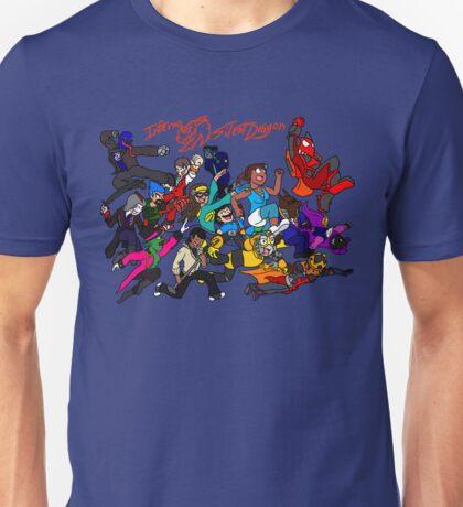New Year Leap Unisex T-Shirt