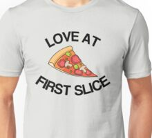 Love At First Slice Unisex T-Shirt