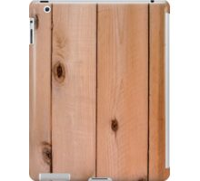 Holly-Wood Knot iPad Case/Skin