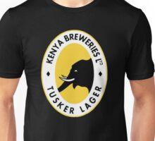 TUSKER LAGER BEER Unisex T-Shirt