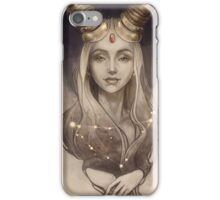 Zodiac Capricorn iPhone Case/Skin