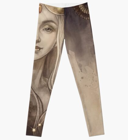 Zodiac Capricorn Leggings