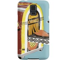 Music heals a broken heart Samsung Galaxy Case/Skin