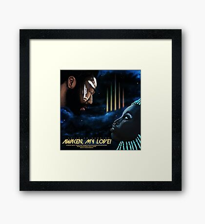 Awaken My Love Movie Poster  Framed Print