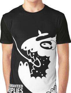 Wishiwashi Guaranteed Replies  Graphic T-Shirt