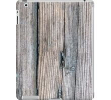 Holly-Wood Rustic iPad Case/Skin