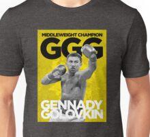 Gennady Golovkin - GGG Unisex T-Shirt