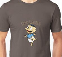 Happy Chanukah from Tommy!  Unisex T-Shirt