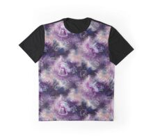 Groovy Outer Space Graphic T-Shirt