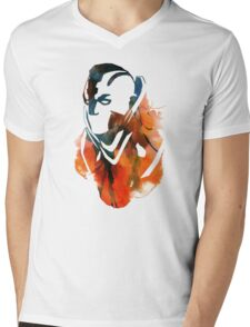 DotA 2 Antimage Mens V-Neck T-Shirt